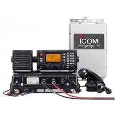 IC-M801E RADIOTELÉFONO MF/HF PARA USO MARÍTIMO CON LSD NO-SOLAS+PACK IC-M801E