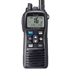 IC-M73 EURO (VERSIÓN #04) RADIOTELÉFONO PORTÁTIL PARA USO MARÍTIMO VHF NO SOLAS