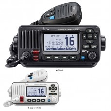 "IC-M423G RADIOTELÉFONO VHF PARA USO MARÍTIMO CON LSD CLASE ""D"" Y GPS"
