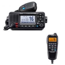 "IC-M423G RADIOTELÉFONO VHF PARA USO MARÍTIMO CON LSD CLASE ""D"" , GPS Y COMMANDMIC HM-195GB/GW"